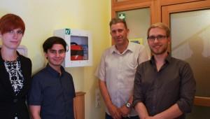 AED für die Waldorfschule Saarbrücken