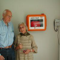 Senioren leisten Erste Hilfe