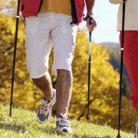Nordic Walking für ein gesundes Herz
